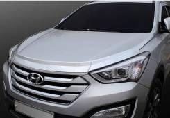Дефлектор капота. Hyundai Santa Fe, DM Hyundai Maxcruze