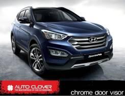 Ветровик на дверь. Hyundai Santa Fe, DM