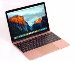"Apple MacBook. 12"", 1,1ГГц, ОЗУ 8192 МБ и больше, диск 256 Гб, WiFi, Bluetooth, аккумулятор на 10 ч."