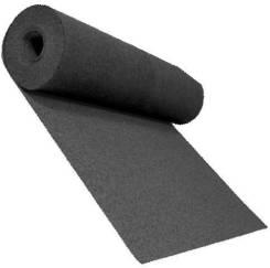 Ендовный ковёр Шинглас Тёмно-серый, 10000*1000 мм