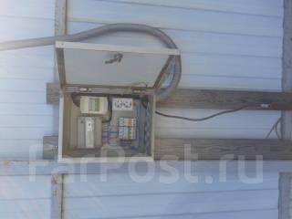 Земельный участок. С. сергеевка ул. заречная 29, р-н Железнодорожный, площадь дома 24 кв.м., электричество 15 кВт, отопление твердотопливное, от част...