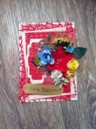 Оформлю подарки, открытки, букеты из конфет