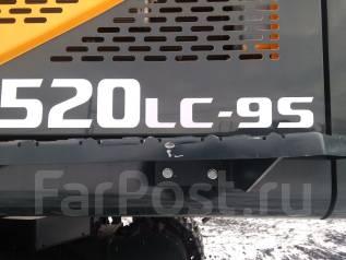 Hyundai R520LC-9. Экскаватор S ковш скальный V=3 м3, 3,00куб. м.