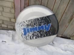 Колпак запасного колеса. Suzuki Jimny, JB23W Двигатель K6A