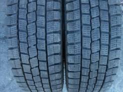 Dunlop SP LT 02. Зимние, без шипов, 2014 год, износ: 10%, 2 шт