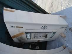 Крышка багажника. Toyota Corolla, NZE121 Двигатель 1NZFE