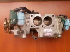 Заслонка дроссельная. Nissan Cedric, HY34 Nissan Gloria, HY34 Двигатель VQ30DD