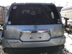 Задняя часть автомобиля. Nissan X-Trail, NT31, TNT31