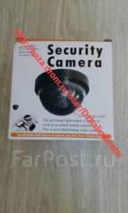 Муляж камеры видеонаблюдения. без объектива