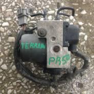 Блок abs. Nissan Terrano, PR50, RR50 Nissan Terrano Regulus, JRR50 Двигатели: QD32TI, TD27TI