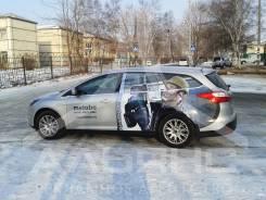 Брендирование транспорта во Владивостоке! Гарантия качества!