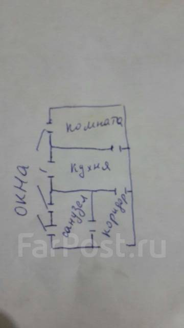 Продам часть дома. Ул. Уссурийская, р-н центр, площадь дома 36 кв.м., скважина, электричество 15 кВт, отопление твердотопливное, от частного лица (со...