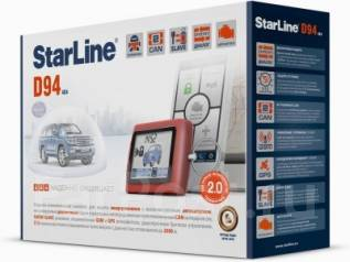 Сигнализация StarLine D94 2CAN GSM/GPS