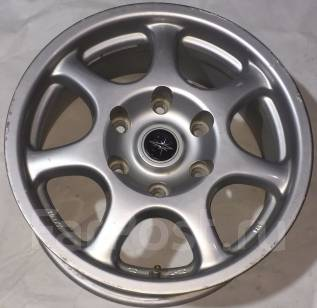 Литые диски Gyraft. 7.5x16, 6x139.70, ET34, ЦО 65,0мм.