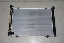 Радиатор охлаждения двигателя. Toyota Harrier, MCU35, MCU36W, MCU36, MCU35W, MHU38, MCU30W, MCU31, MCU31W, MCU30 Двигатель 1MZFE