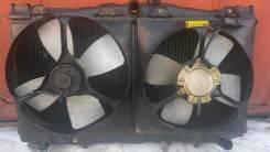 Радиатор охлаждения двигателя. Toyota Caldina, CT199, CT197, CT198, CT196, CT190G, CT190, CT197V, CT196V, CT199V, CT198V Двигатели: 3CE, 2C, 2CT, 2C 2...