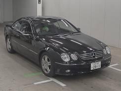 Mercedes-Benz CL-Class. 215