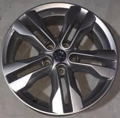 Nissan. 7.0x17, 5x114.30, ET40, ЦО 65,0мм.