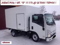 """Isuzu NKR. Isuzu NLR 85 Термос 2010 год! Категория """"В"""" ! Левый РУЛЬ в Новосибирске, 3 000 куб. см., 3 000 кг."""
