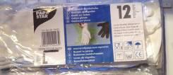 Перчатки х/б. Упаковка 12 пар. Пр-во: Германия. Размер: L. В наличии!