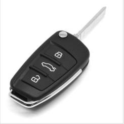 Ключ зажигания. Audi