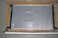 Радиатор охлаждения двигателя. Toyota Vista Ardeo, SV50, SV55, ZZV50G, ZZV50, AZV55G, AZV50, AZV55, AZV50G Toyota Vista, SV50, AZV55, ZZV50, AZV50, SV...