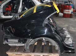 Задняя часть автомобиля. Mercedes-Benz CLS-Class