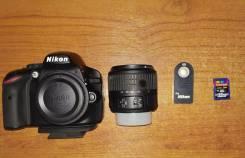 Nikon D3200. 20 и более Мп