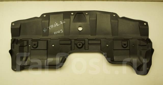 Защита двигателя Nissan X-TRAIL
