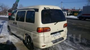Mitsubishi. механика, задний, дизель, 300 054 тыс. км