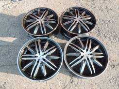 G-Corporation Estatus Style-RT67. 7.0x17, 5x100.00, ET48, ЦО 67,0 мм.