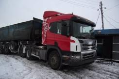Scania. P440, 13 000 куб. см., 36 000 кг.