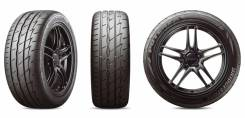 Bridgestone Potenza RE003 Adrenalin. Летние, 2015 год, износ: 10%, 4 шт