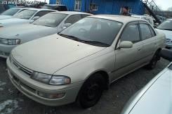 Двигатель в сборе. Toyota Carina Двигатели: 4AFE, 4AGELU, 4AGE, 4AELU, 4AFHE, 4AGEU