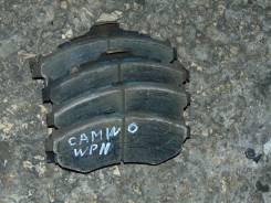 Накладка тормозная. Nissan Primera Camino, WP11 Двигатель SR18DE