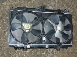 Радиатор охлаждения двигателя. Nissan Primera Camino, WP11 Двигатель SR18DE