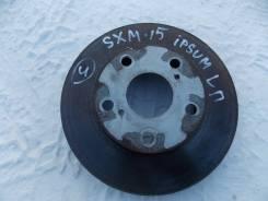 Диск тормозной. Toyota Ipsum, SXM15