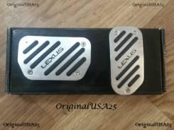 Накладка на педаль. Lexus NX200t, AGZ10, AGZ15 Lexus NX200 Lexus NX300h, AYZ15, AYZ10