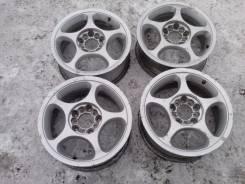 Bridgestone. 6.5x15, 5x100.00, 5x114.30, ET38, ЦО 72,0мм.