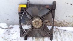Вентилятор охлаждения радиатора. BYD F3