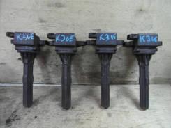 Катушка зажигания. Toyota Duet, M111A, M101A Toyota Cami, J122E, J102E Toyota Sparky, S231E, S221E Toyota Avanza, F601 Двигатели: K3VE, K3VT