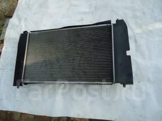 Радиатор охлаждения двигателя. Toyota: Corolla Fielder, Corolla Runx, Corolla, Corolla Spacio, Allex Двигатели: 1ZZFE, 3ZZFE