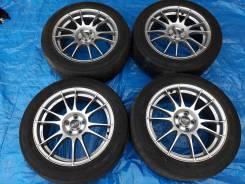 Комплект колес OZ Racing Ultraleggera R17. 7.5x17 5x100.00 ET48 ЦО 68,0мм.