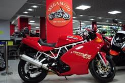 Ducati 900SS. 900 куб. см., исправен, птс, без пробега