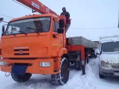 Kanglim KS1256G-II. Продается Камаз 44108, 11 000 куб. см., 7 000 кг., 22 м.