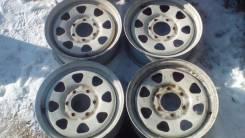 Nissan. 6.0x16, 6x139.70, ET32, ЦО 100,1мм.