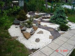 Добыча и поставка камня для ландшафтного дизайна по РФ. Под заказ