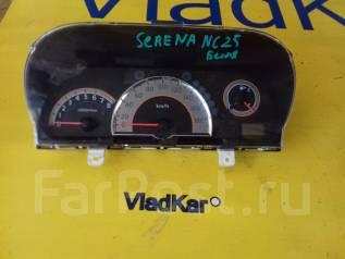 Спидометр. Nissan Serena, C25, NC25, CNC25, CC25