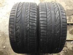 Bridgestone Potenza RE050. Летние, 2004 год, износ: 10%, 2 шт