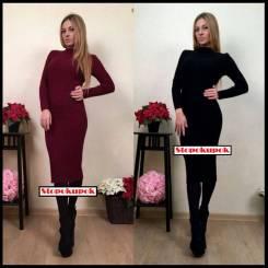 Платья-свитеры. 40, 42, 44, 40-44